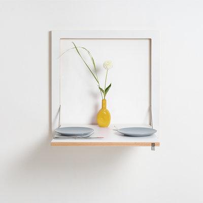 Ambivalenz Fläpps keukentafel  60x60 cm
