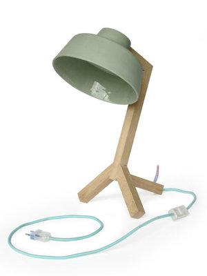 Porseleinen Bureaulamp