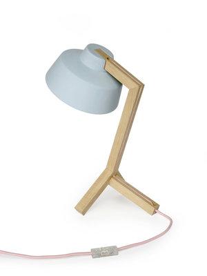 Studio Harm en Elke - Porseleinen Bureaulamp