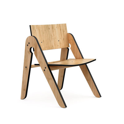 We Do Wood Lilly's chair - kinderstoel