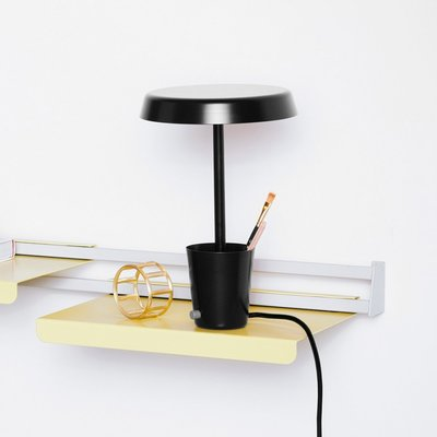 Umbra Shift Cup Lamp zwart