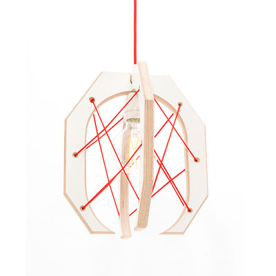Studio Hamerhaai Grijper lamp