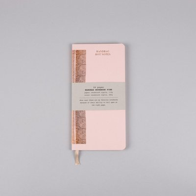 MUS Hot Copper notebook handbag roze