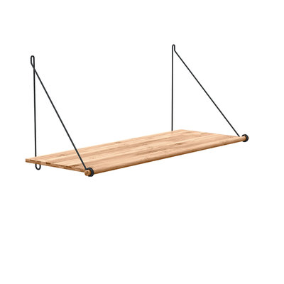 We Do Wood Loop Shelf wandplank
