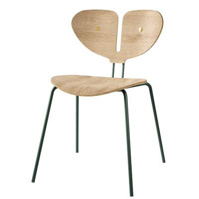 Nordic tales Moth Chair Stoel eiken