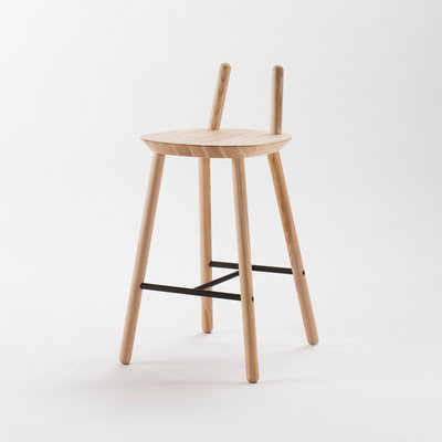 EMKO Naive Semi Bar Chair