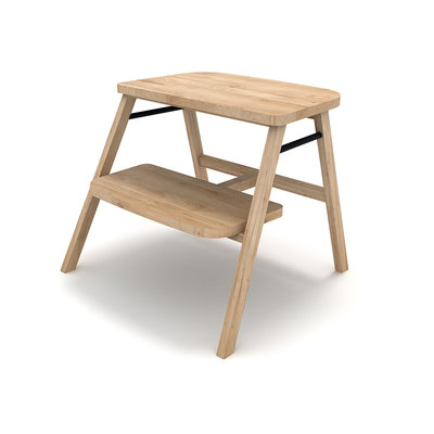 universo positivo ladder stool - trap kruk