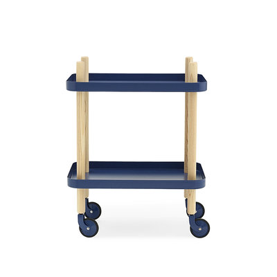 Normann Copenhagen Block table  - trolley