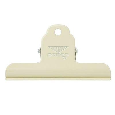 Penco Clip papier klem Medium Ivoor