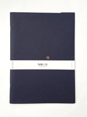 Atelier 225 Notitieboek of schetsboek A4 Pliage