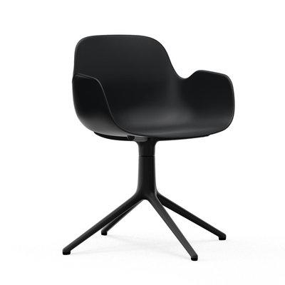 Normann Copenhagen Form Swivel Armchair 4L bureaustoel