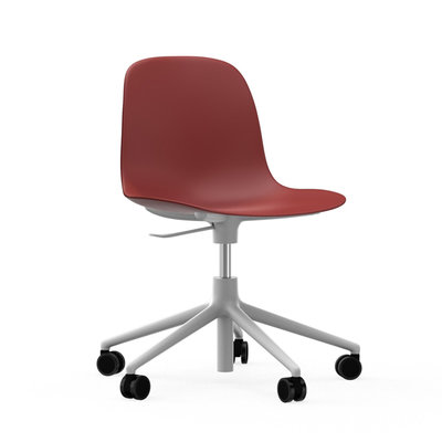 Normann Copenhagen Form Swivel Chair 5W gaslift - bureaustoel