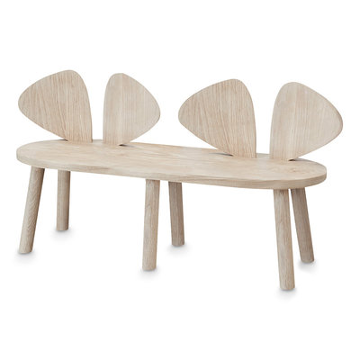 Nofred Mouse Bench - kinderbank
