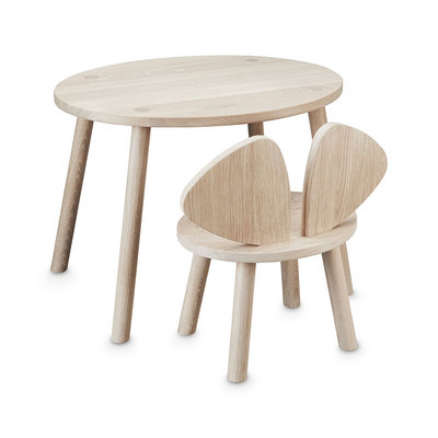 Nofred Mouse table - kindertafel