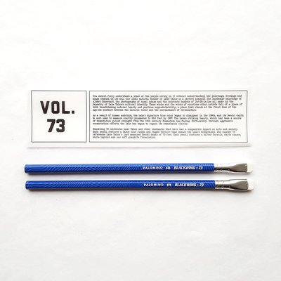 Palomino Blackwing Volumes Vol. 73