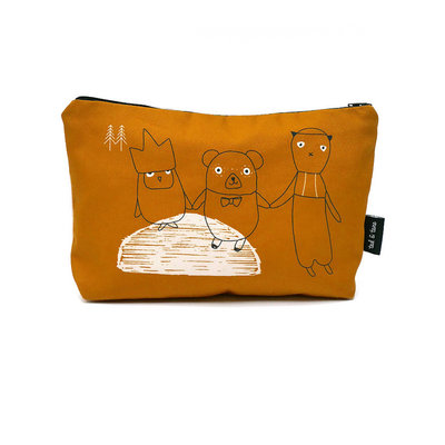 Ted & Tone All purpose bag Three Amigo