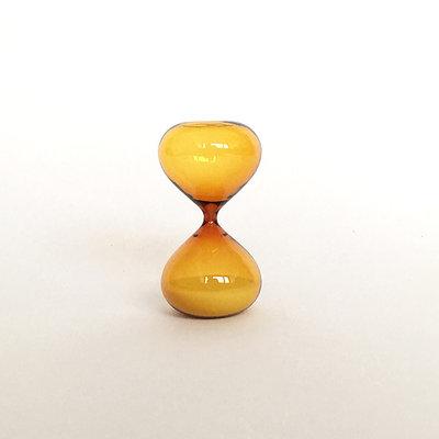 Hightide glazen zandloper 15 min (L)