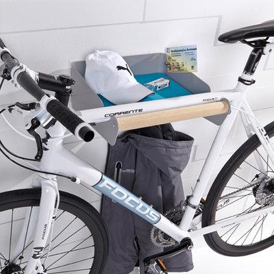 Müller Möbelwerkstätten Urban wandgarderobe (bike rack)