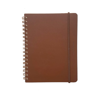 Midori the World meister's notebook Grain B6