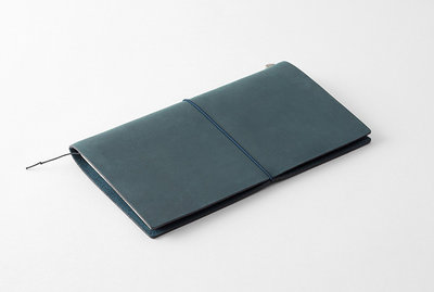 Travelers's Notebook - Blauw