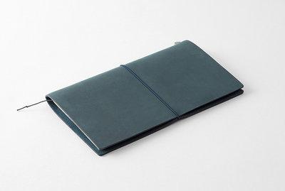 Travelers's Notebook - Blauw. --PRE ORDER--