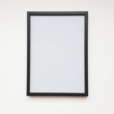 Liljebergs zwart houten fotolijst A4