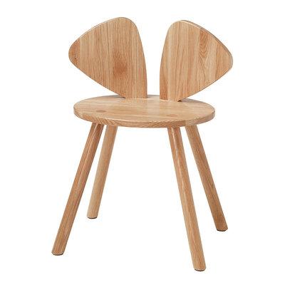 Nofred Mouse Chair School - kinderstoel (6-10 jaar)