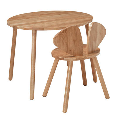 Nofred Mouse Table School ( 6-10 jaar ) kindertafel