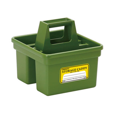 Penco Storage Caddy Small - Toolbox legergroen