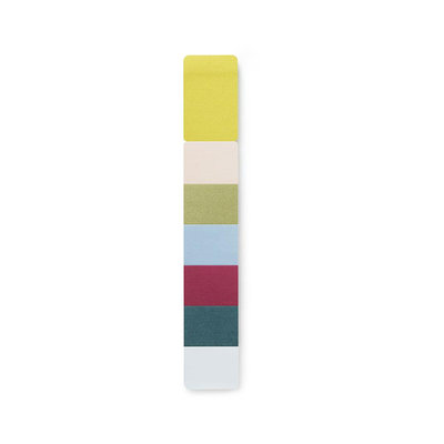 Normann Copenhagen Daily Fiction Sticky notes Book multi