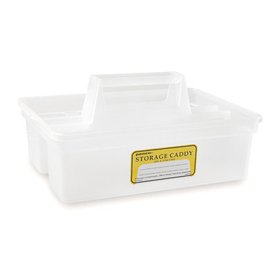 Penco Storage Caddy - Toolbox Clear