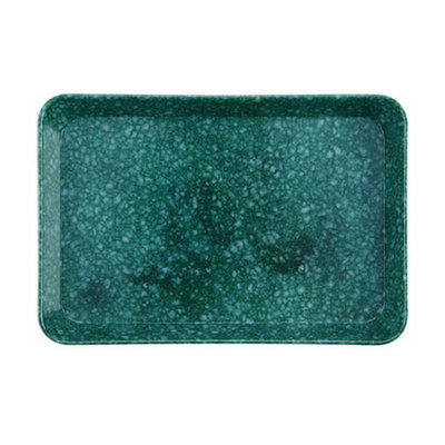 Hightide Marbled Melamine Tray - Desk Tray Medium