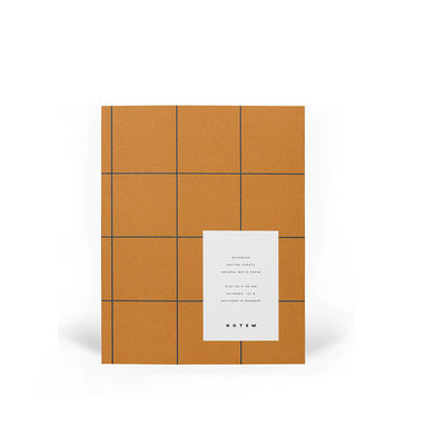 "NOTEM STUDIO Notebook ""Uma"" Doted Medium"