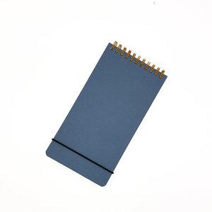 O-check Design ring memopad plain