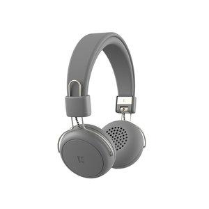 Kreafunk aWEAR wireless headphones cool grey