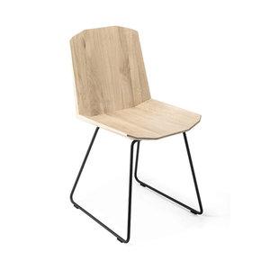 Ethnicraft Facette chair oak