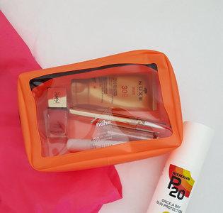 Hightide Nähe Packing Pouch (S) neon oranje