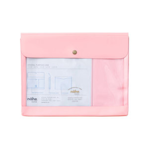 Nahe general purpose case A5 pink