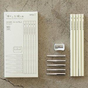 Midori MD paper drawing kit