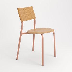 Tiptoe SSD chair nude oak