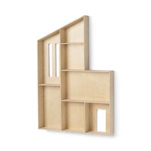 ferm living miniature funkis house shelf