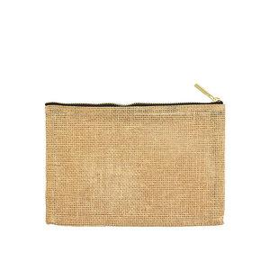 Midori paper cord pouch natural