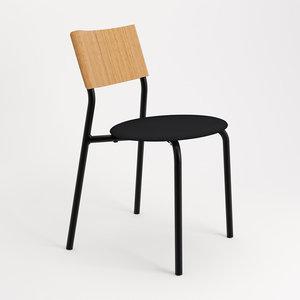 Tiptoe SSD soft chair black
