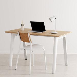 Tiptoe new modern desk white