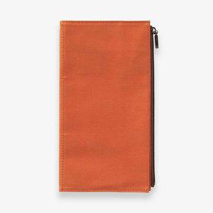 TRC B Sides & Rarities  Cotton Zipper Case orange
