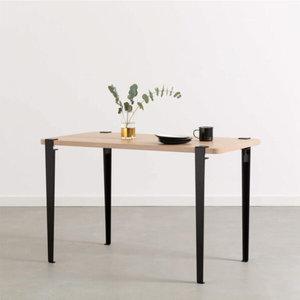Tiptoe Lobo table black