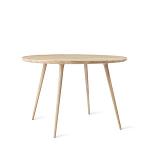 Mater Accent Dining Table 110 cm whitewash
