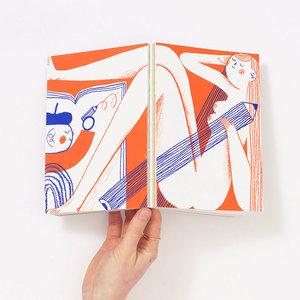 Redopapers schetsboek Charlotte Dumortier