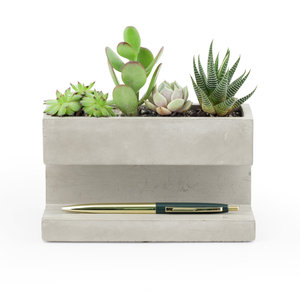 Kikkerland Desk planter