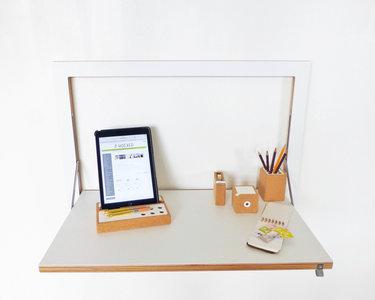 Ambivalenz Flapps wall desk